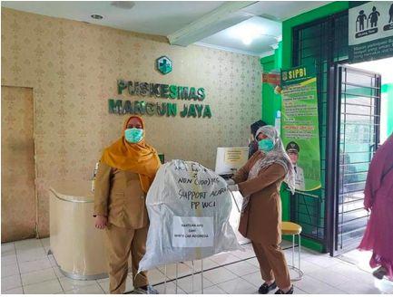 White Car Indonesia berikan 1.000 APD ke RS dan Puskesmas
