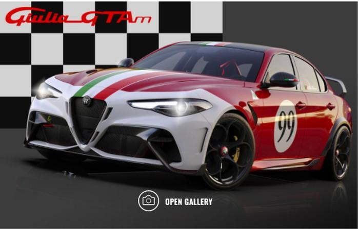 Meski di pandemi virus Corona, tidak membuat Alfa Romeo ragu untuk membocorkan harga jual mobil paling ngebut yang pernah diproduksi New Giulia GTA.