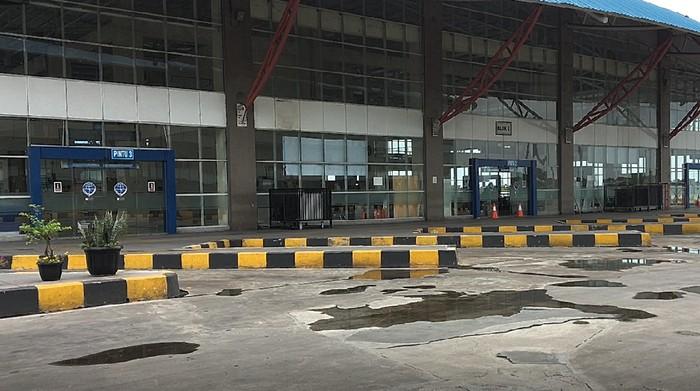 Tidak Melayani Pemudik, Terminal Pulogebang Bak Kota Mati
