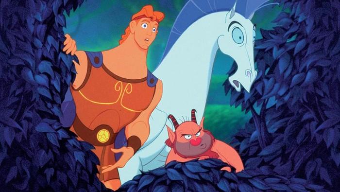 Film animasi Hercules (IMDB)