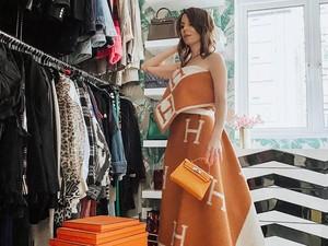 Ketahuan! Influencer Beli Tas Belanja Branded Demi Kelihatan Tajir