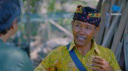 Kisah I Wayan Patut Jaga Terumbu Karang Lewat Taman Bawah Laut