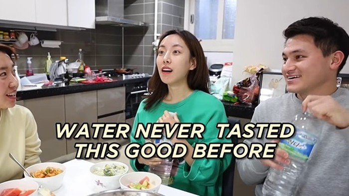 Aktris Korea coba puasa pertama kali