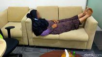 Perempuan Berhijab Pingsan di Bank Madiun Dikira Corona, Ternyata ...