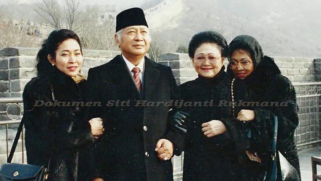Tutut Soeharto: Bapakku Negarawan, Tak Akan Tinggal Glanggang Colong Playu