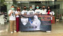 1.000 APD untuk RS dan Puskesmas dari Pencinta Mobil Putih Indonesia