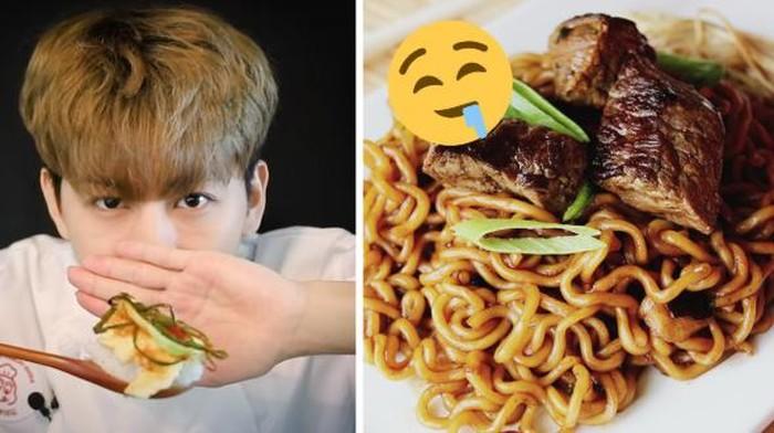 Yunhyeong iKON Bikin Egg Souffle hingga Ramdon