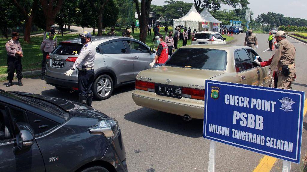Ini Alasan PSBB Banten Diperpanjang Hingga 19 November