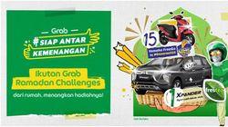Pakai Grab Selama Ramadhan Dapat Mitsubishi Xpander, Mau?