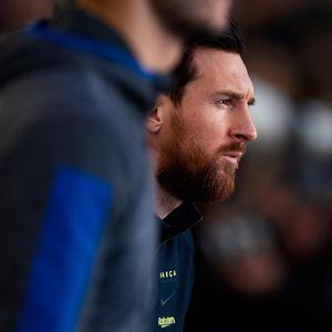 Messi: Main di Stadion Kosong Itu Menyeramkan