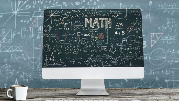 Ilustrasi matematika atau kalkulus