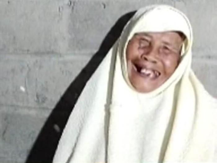 Tangkapan layar Mbah Minto Gagal Mudik saat live Instagram bareng Gubernur Ganjar