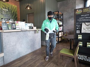 Kisah Pilot Pesawat Jet Alih Profesi Jadi Tukang Delivery Gara-gara Corona