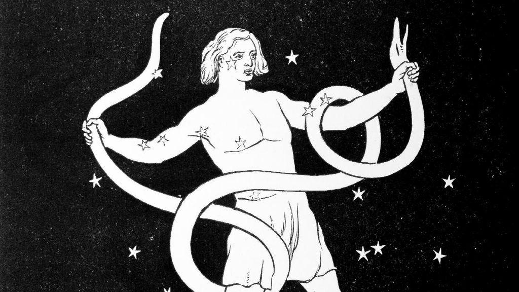 8 Fakta-fakta Zodiak Baru Ophiuchus yang Kembali Viral