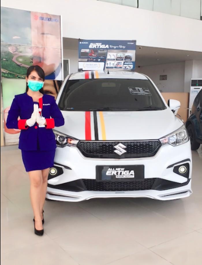 Cara Suzuki Tetap Jualan di Masa Pandemi Virus Corona