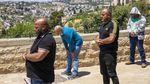 Al Aqsa Ditutup, Umat Muslim Salat di Bukit Zaitun