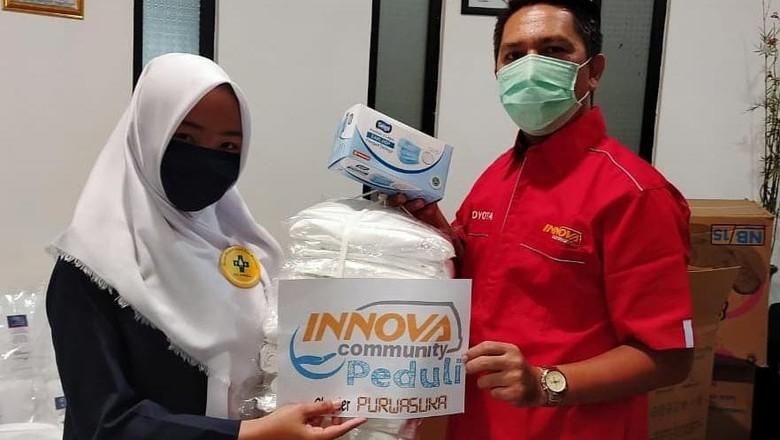 Kontribusi Innova Community kepada kesehatan Indonesia