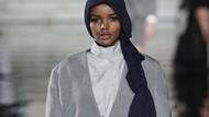 Kisah Hijabers Halima Aden, Dulu Hidup di Pengungsian Kini Hartanya Rp 15 M