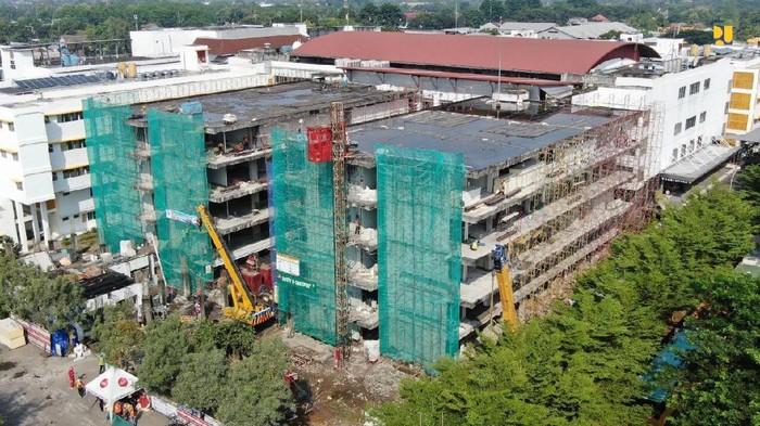 Kementerian PUPR menyelesaikan pembangunan Rumah Sakit Akademi UGM