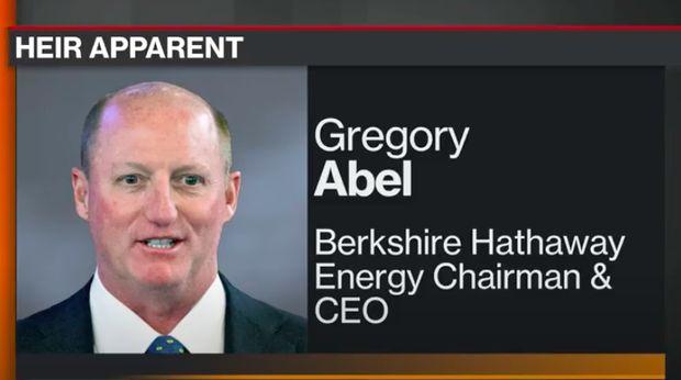 Wakil Ketua Operasi Non-Asuransi, Greg Abel/Youtube