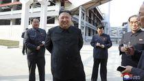 Penampakan Perdana Kim Jong Un yang Diisukan Wafat
