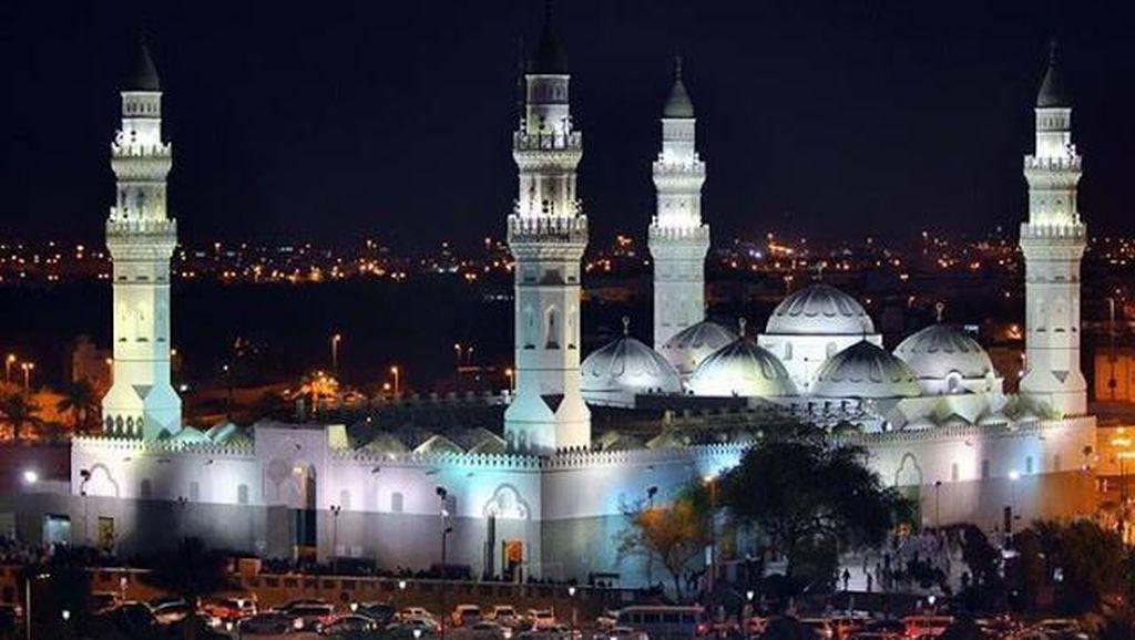 Mengenal Masjid Quba, Masjid Pertama yang Dibangun Rasulullah
