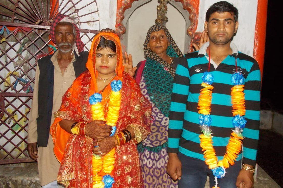 Pernikahan Kalku Prajapati