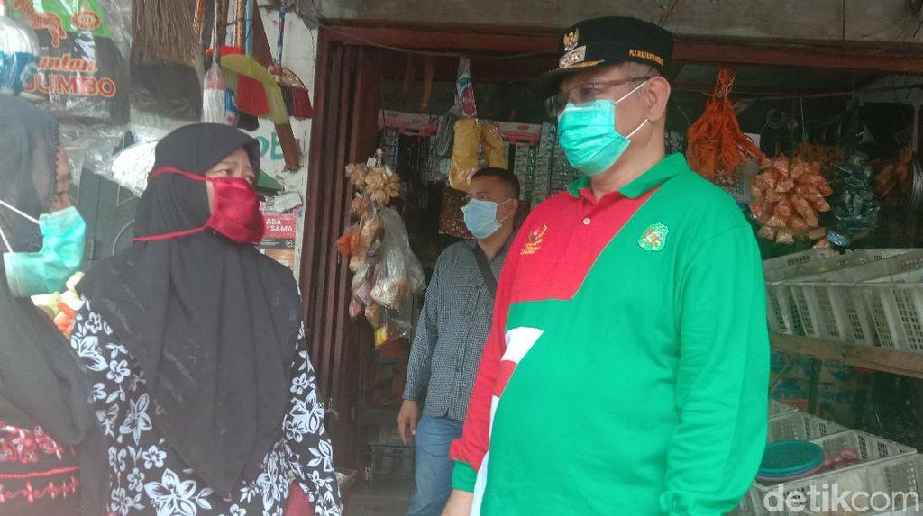 Pemko Yakin Kasus Corona di Medan Turun Juni Jika Warga Disiplin Bermasker