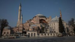 Sah! Pengadilan Turki Setujui Museum Hagia Sophia Diubah Jadi Masjid