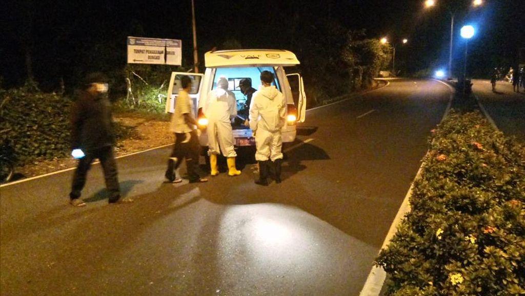 Belum 24 Jam Masuk RS, Pegawai BPBD Morowali Meninggal dan Dikubur Protap COVID-19