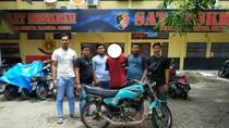 Pemuda di Aceh Nekat Curi Motor Ber-Knalpot Racing untuk Balap Liar