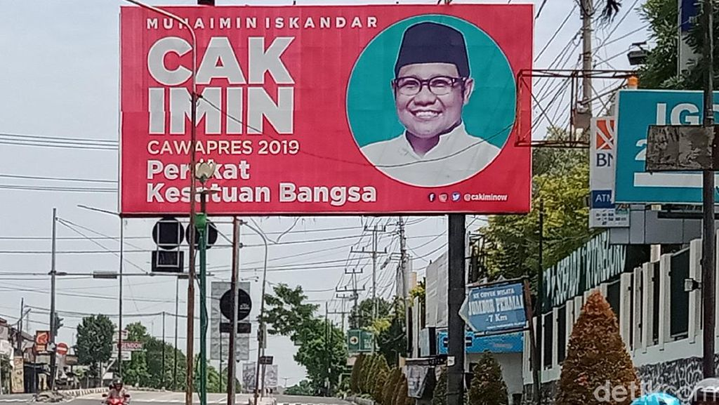 Muhaimin Iskandar Ngiklan Cawapres Lagi di Klaten, Kok Bisa?