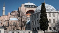 Yunani Kecam Hagia Sophia Berubah Jadi Masjid