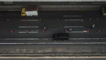 Jasa Marga: 430 Ribu Kendaraan Tinggalkan DKI, Turun 61% Dibanding 2019