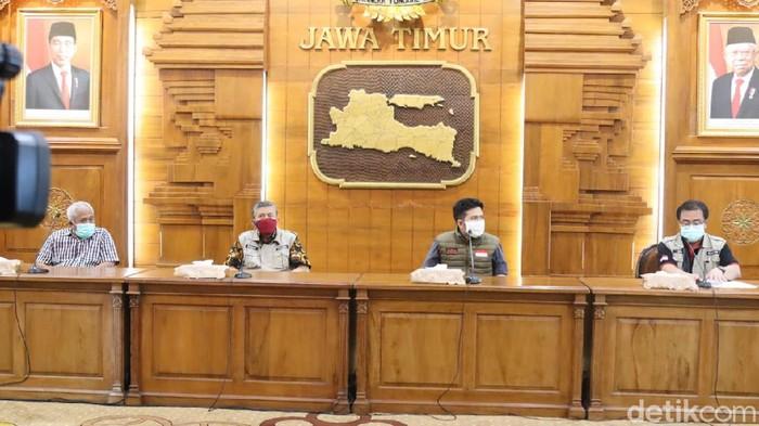 Pasien Positif di Surabaya Tambah 59, RS Rujukan Overload