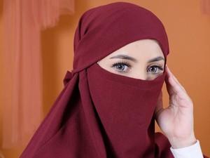 Khimar Anti Corona, Tren Hijab Baru di Tengah Pandemi Corona