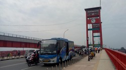 Diteken Wali Kota, PSBB Palembang Diajukan ke Gubernur Sumsel Besok