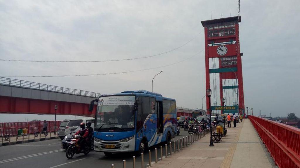 Daftar Proyek Jalan-Jembatan Rp 1,59 T di Sumsel