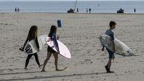 Pantai Spanyol Mulai Terbuka untuk Turis Mancanegara