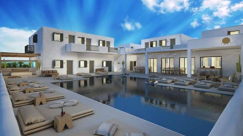 Yunani Segera Buka Hotel Pertama Khusus untuk Orang-orang Vegan