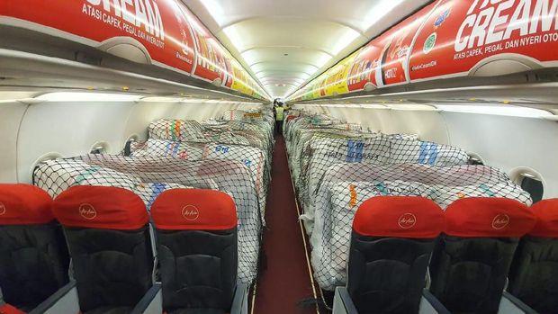 Penerbangan kargo AirAsia