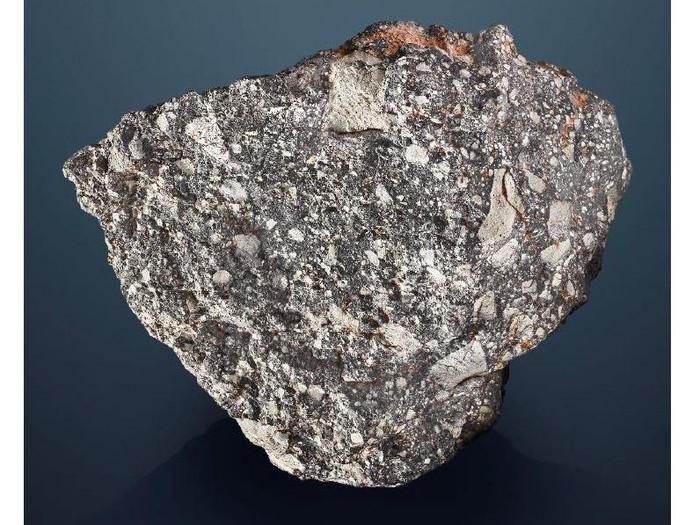 meteorit bulan
