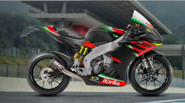 Motor Balap Aprilia RS250