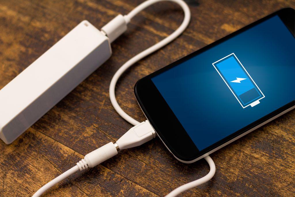 Baterai ponsel