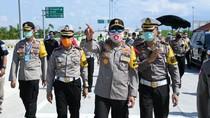 Polisi: 146 Pos Penyekatan Arus Balik Landai, Didominasi Angkutan Logistik
