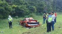 Supercar McLaren Kecelakaan di Tol Jagorawi, Kondisi Ringsek