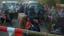 Cegah Covid-19, Penutupan Pasar di Polman Diwarnai Aksi Protes