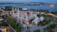 Mengenal Hagia Sophia yang Kini Resmi Jadi Masjid