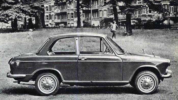 Ilustrasi mobil Jepang