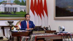 Wanti-wanti Jokowi agar Hati-hati soal Pelonggaran PSBB